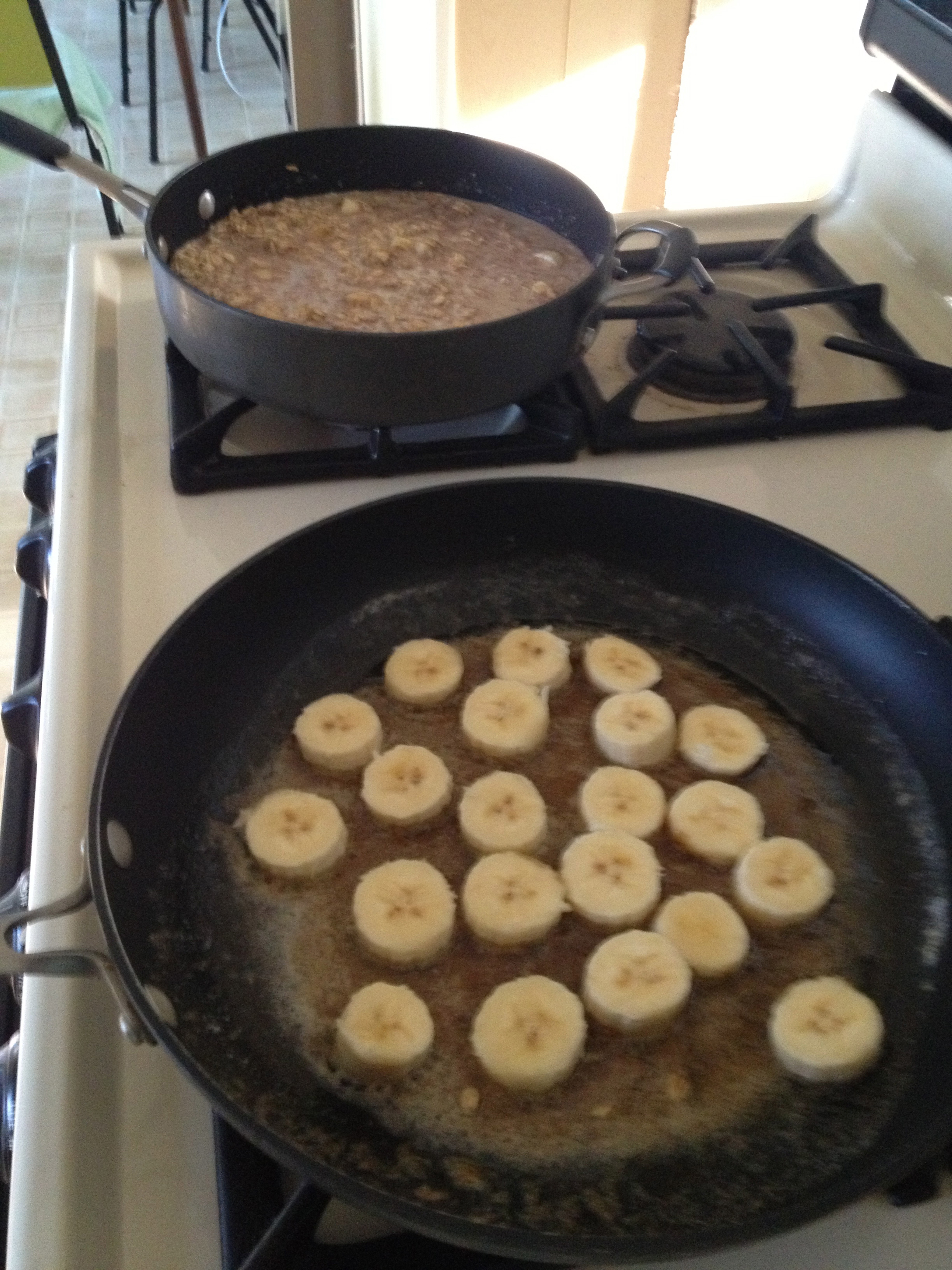 Kate in the Kitchen — bananas foster baked oatmeal, and a ...