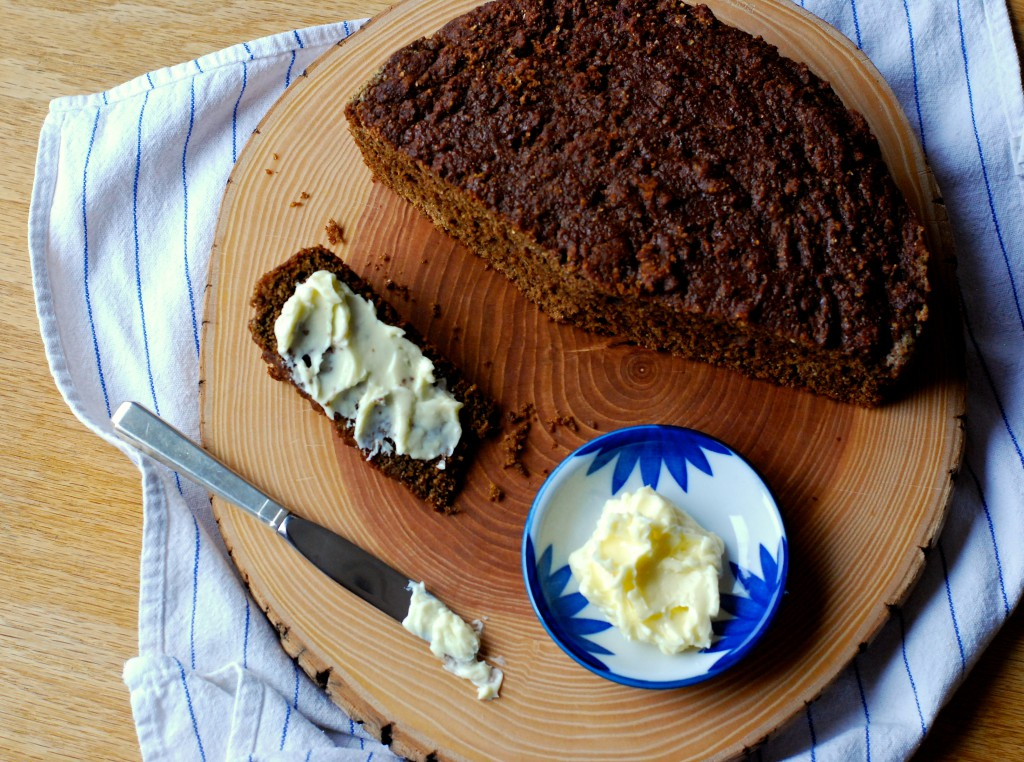bosom baked brown bread ~~ kate in the kitchen
