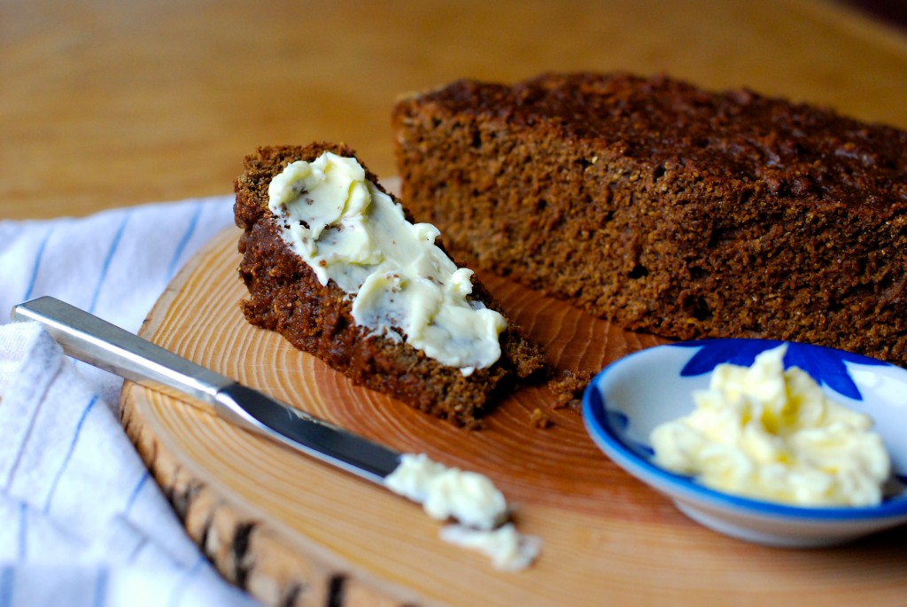 boston baked brown bread ~~ kate in the kitchen