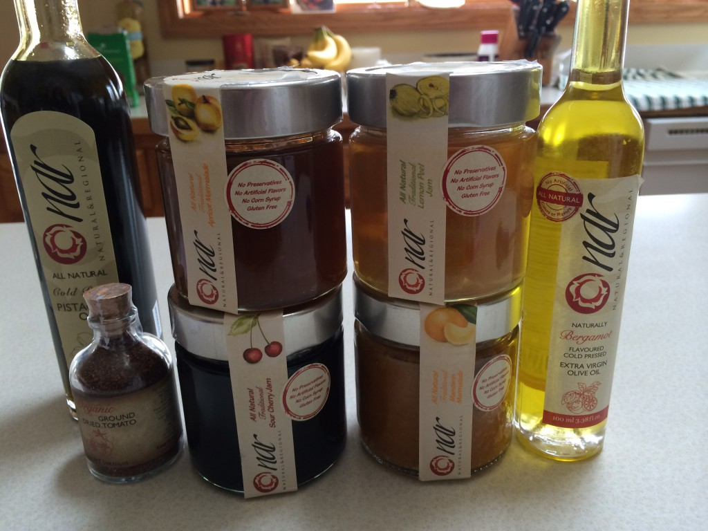 NAR Gourmet food products ~~ Kate in the Kitchen