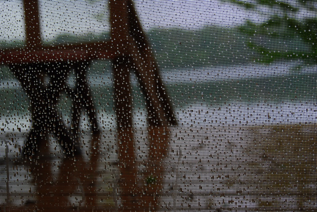 rainy Loveless afternoon ~~ kate in the kitchen